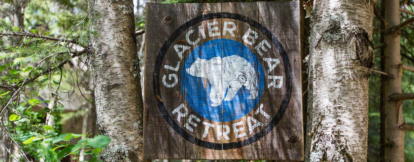 Welcome To Glacier Bear Retreat!