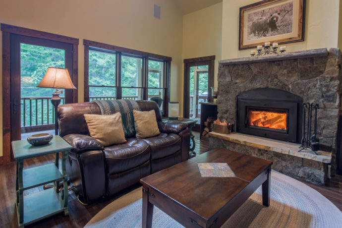 Great Room - Cozy Recliners