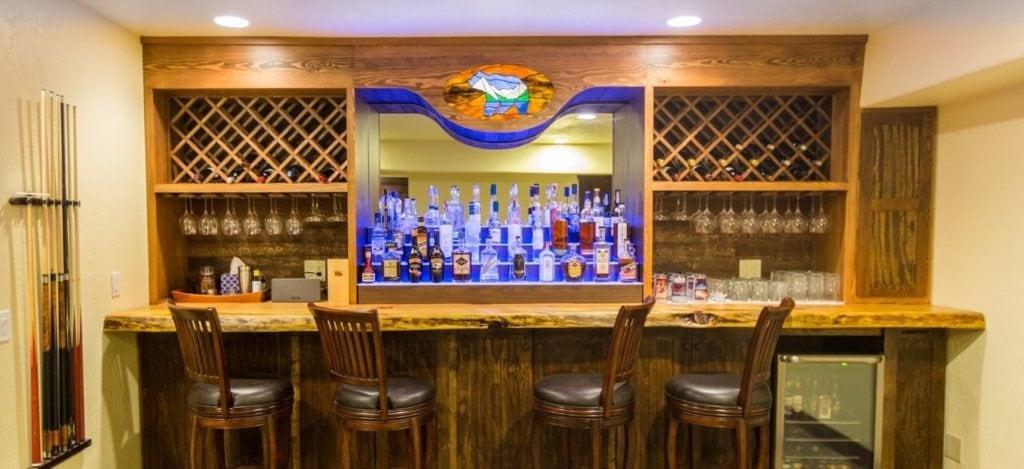 Rec Room Full Bar